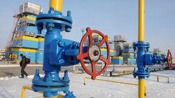 Нафтогаз Украины прикрутил вентиль для 11 областей