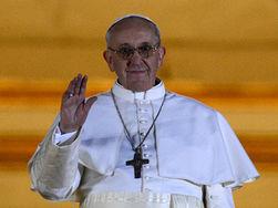 """Папа Франциск I выразил поддержку """"любимому украинскому народу"""""""