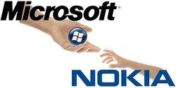 Microsoft убирает символику Nokia, заменяя на свою