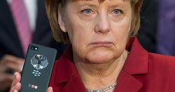 """Соединенные Штаты """"слушали"""" Меркель с 2002 года"""