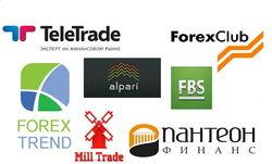 Alpari, Forex Trend и TeleTRADE названы самыми популярными брокерами СНГ июля 2014г.