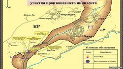 Для предотвращения столкновений Кыргызстан желает построить дорогу для Таджикистана