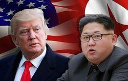 Дональд Трамп и Ким Чен Ын - встречи не будет