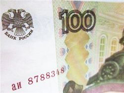 Курс рубля на Форекс снижается к евро, иене и франку