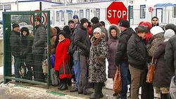 Украинские беженцы покидают негостеприимную Россию