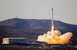 SpaceX отложила запуск ракеты Falcon 9 по техническим причинам