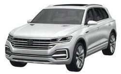 Эксперты рассказали о новом автомобиле Touareg