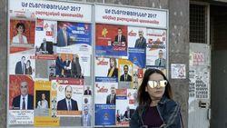 В Армении проходят парламентские выборы по новой Конституции