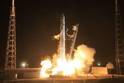 Запуск ракеты-носителя Falcon 9 снова провалился