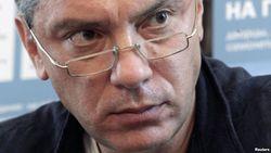 Немцов: Кровавый хаос в Украине, о котором говорил Путин, – дело его рук