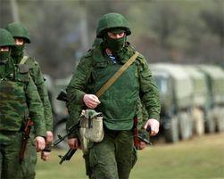 Из России в Украину заехало много бронетехники