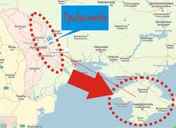 ИС: Приднестровье – новая фишка кремлевской пропаганды