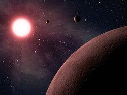 Ученые доказали наличие воды на Марсе в прошлом