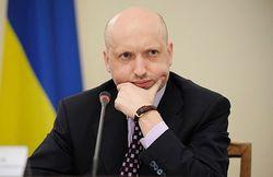 Александр Турчинов вылетает в Крым