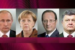 Политологи скептически оценили результаты «нормандских переговоров»