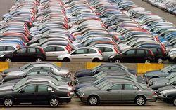 В Украине значительно упали продажи новых автомобилей