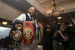 WBA готова забрать у Тайсона Фьюри чемпионский пояс