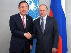 Пока Путин беседовал с Генсеком ООН об Украине, Госдума приняла Крым в РФ