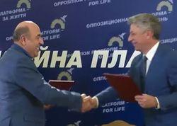 Бойко и Рабинович ударили по рукам: будет единый кандидат