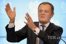 Премьер Польши Туск раскритиковал идею Януковича об областных референдумах