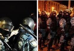 Оппозиция снова увидела знак подготовки силового разгона Майдана