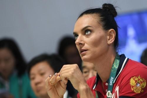 Елена Исинбаева сообщила, что все-таки прощает IAAF недопуск наОлимпиаду