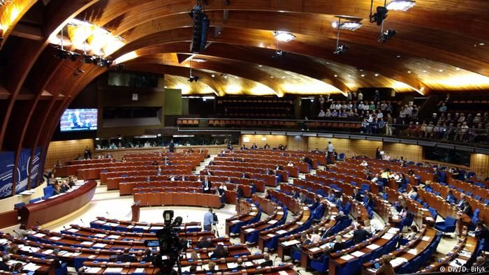 Лишьбы невышли: Совет Европы задумался оботмене антироссийских санкций