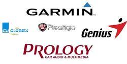 12 ведущих брендов видеорегистраторов и продавцов в сентябре 2014г. в Интернете