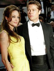 Брачный контракт Брэда Питта и Анджелины Джоли потянул на 380 млн. долларов