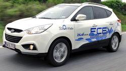 Toyota, Honda и Hyundai выпустят авто с водородным двигателем в 2015 году