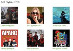 Одноклассники музыка: названы самые популярные рок-группы соцсети