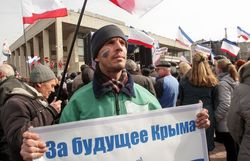 Совет Министров Крыма оценивает проведение референдума в 2 млн. долларов