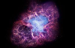 NASA: сверхновая Кассиопея А в трех измерениях