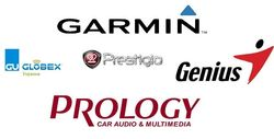 12 ведущих брендов видеорегистраторов в августе 2014г.