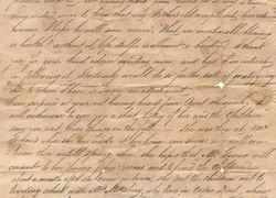 В США презентовали оригинал письма Вашингтона о создании первой службы разведки