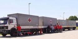 Машины с гуманитарной помощью прибудут из Германии в Киев – Макаренко