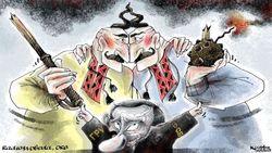 31 августа под стенами Рады Кремль открыл сезон «русской осени» для Украины
