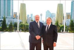 Беларусь и Казахстан будут дружить против России?