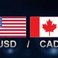 Доллар США снизился к канадцу