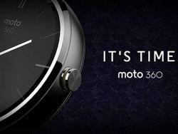 Стоимость первых смарт-часов от Motorola составит 249 евро