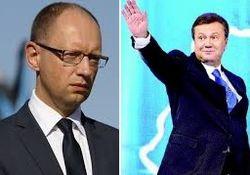 Яценюк надеется, что Янукович ответит за свои слова
