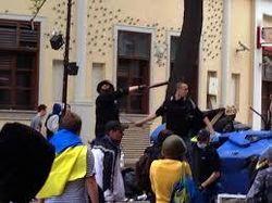 МВД назвало имена организаторов бойни в Одессе 2 мая