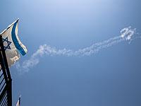 Израильские ракеты сбили вторгшийся сирийский Су