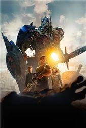Четвертая часть «Трансформеров» стала самым кассовым фильмом года