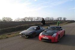 Акробат из Украины повторил знаменитый трюк ван Дамма на автотрассе