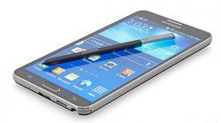 Не дождавшись анонса Samsung рекламирует Galaxy Note 4