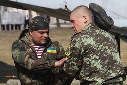В Мариуполе выступили с инициативой создания батальона «Горловка»