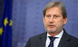 Еврокомиссар Йоханнес Хан раскрыл европерспективы Украины