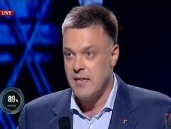 Выборы на Донбассе нужно проводить только по украинскому закону – Тягнибок