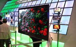 Sony рассказала о светодиодных дисплеях нового поколения